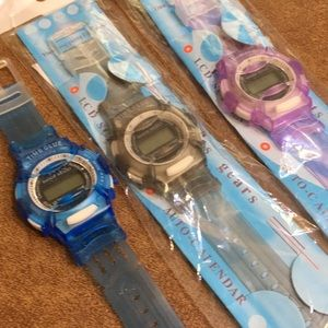 Other - BOGO Color choice kids digital sports watch